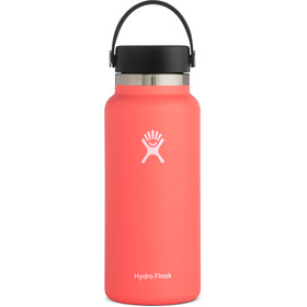 Hydro Flask Wide Mouth Bottle 946ml hibiscus